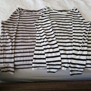 Loft long-sleeved shirts